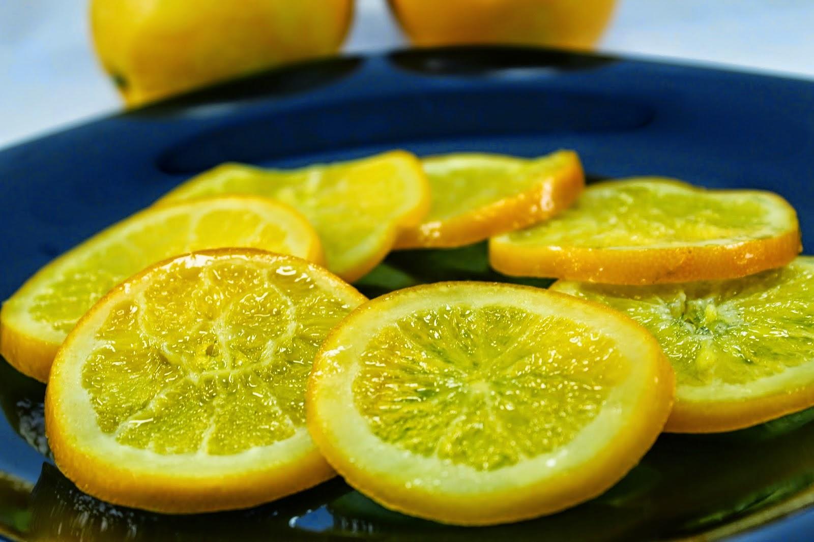 Naranjas confitadas (Tradicional y olla GM)