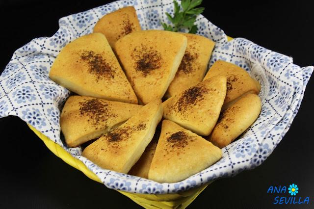 Pan de ajo Telepizza