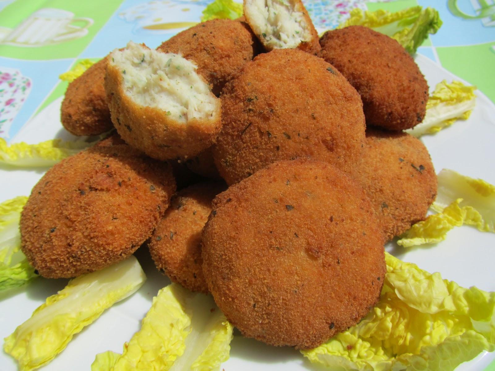 Delicias de pollo (nuggets)