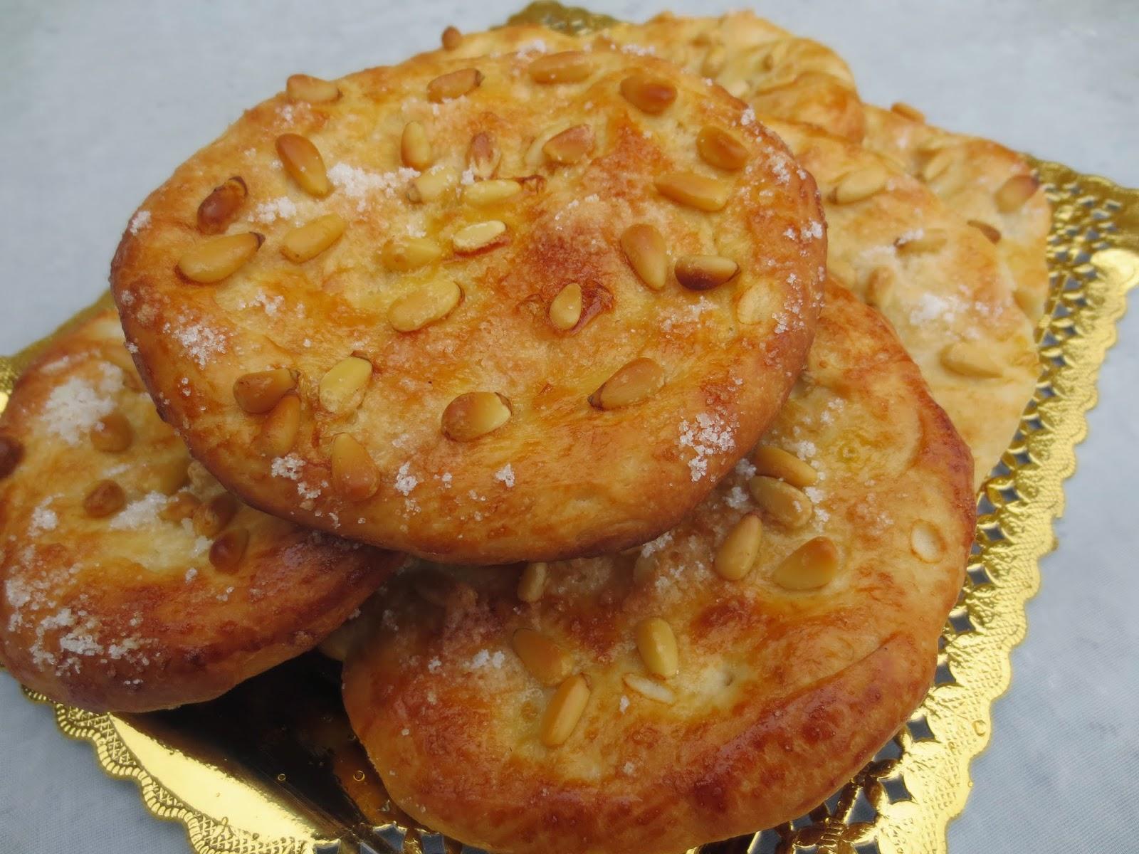 Tortitas mantecadas