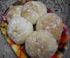 Panecillos escoceses Thermomix