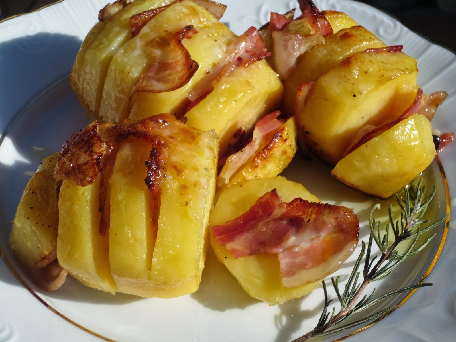 Patatas Asadas En Abanico Olla Gm Olla Gm Juani De Ana Sevilla Recetas Thermomix Olla Gm Mambo
