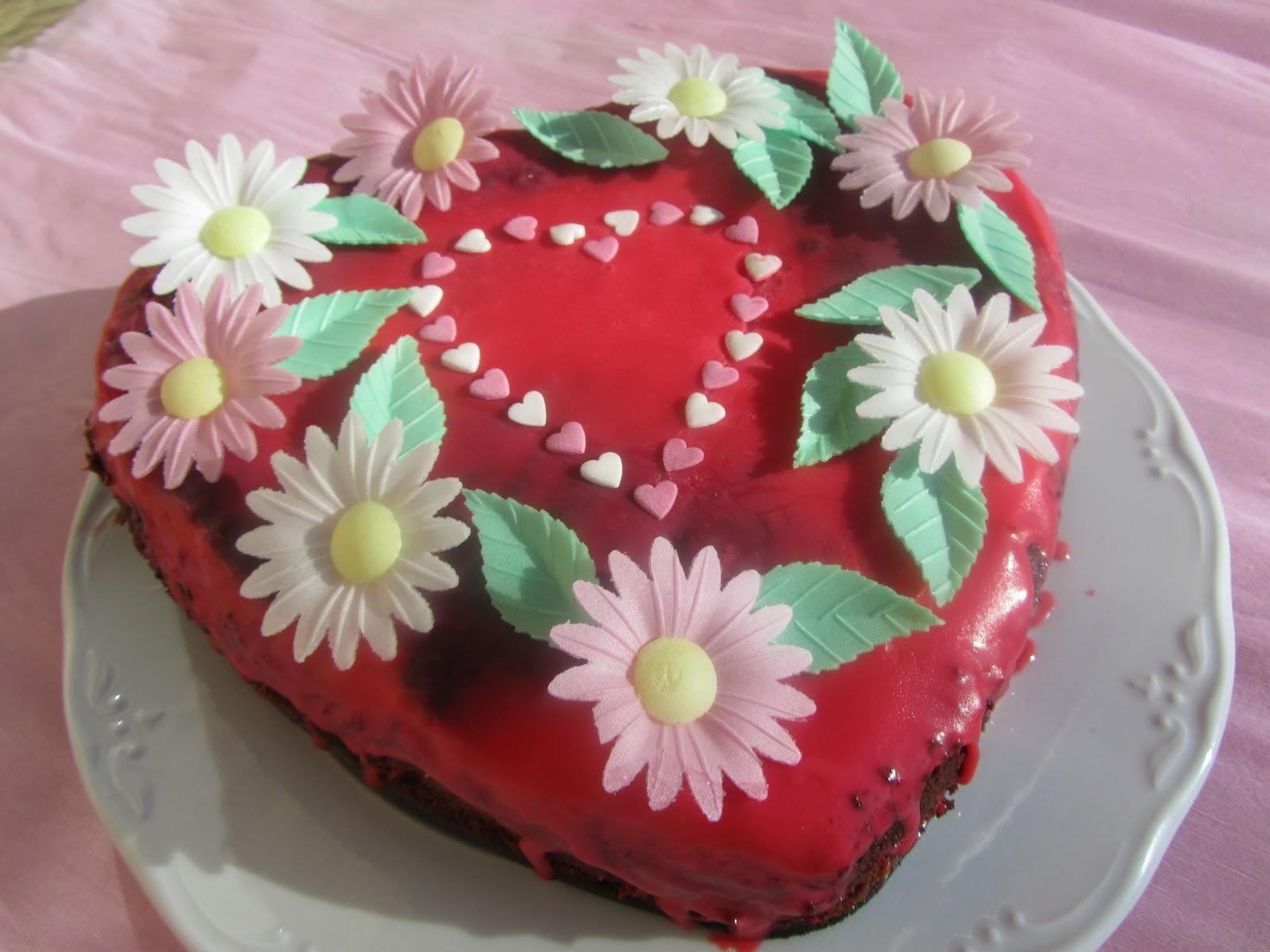 Brownie San Valentín Thermomix