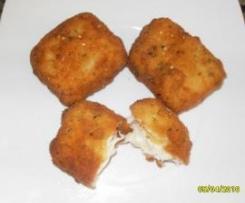 San jacobos de jamón york y queso