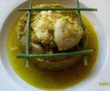 Verduras con Pollo al Curry