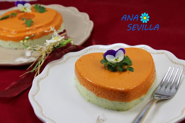 Mousse De Bacalao Y Pimientos Tradicional Juani De Ana Sevilla Recetas Thermomix Olla Gm Mambo