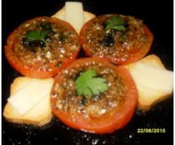 Tomates a la Italiana