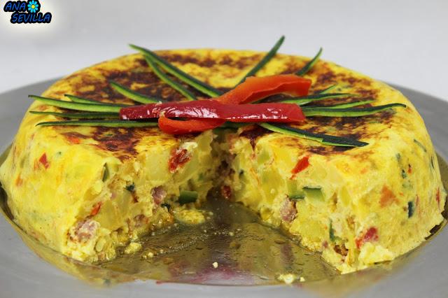 Tortilla Campesina o paisana