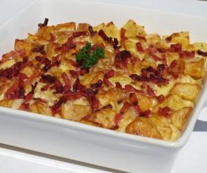 Patatas Foster