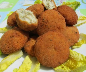 Delicias de pollo (nuggets)