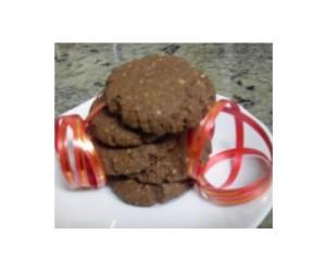 Galletas de chocolate y avena Thermomix