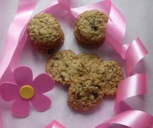 Cookies de avena y chocolate Thermomix