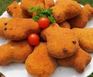 Nugget de pescado y surimi
