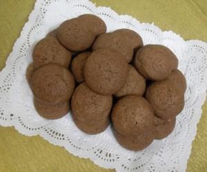 Galletas de chocolate Thermomix