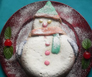 Pan dulce de Navidad Thermomix