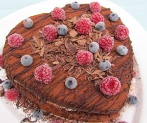 Tiramisú (tarta o brazo gitano)