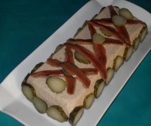 Paté de atún y anchoas Thermomix