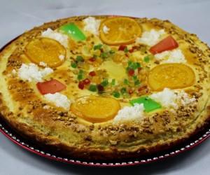 Empanada de los Reyes Magos