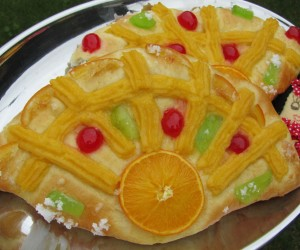 Abanicos dulces andaluces