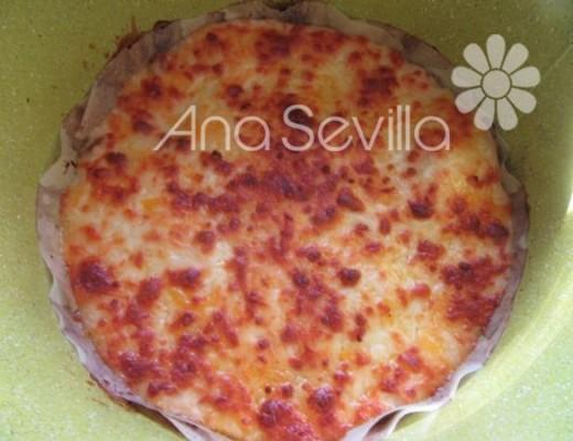 Pastel de pollo y tomate Mambo