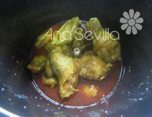Alitas de pollo morunas Mambo