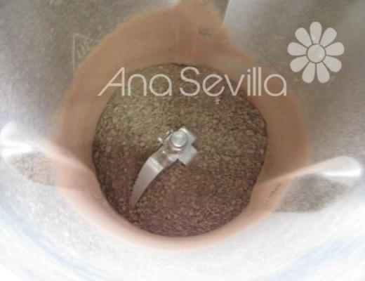 Chocolate molido en Mambo,
