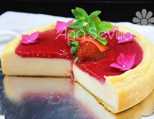 Bocaditos de yogur y fresa en olla GM
