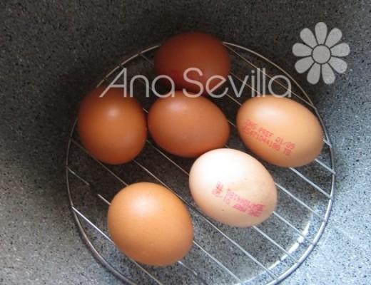 Cocer huevos olla GM