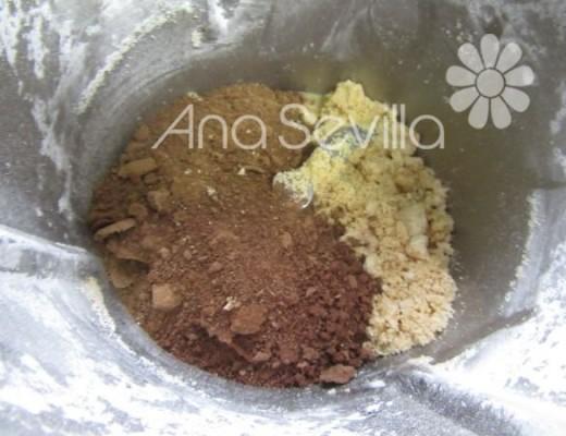 Añadir el chocolate molido