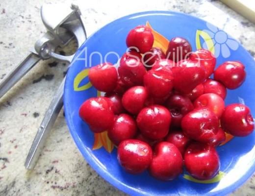 Deshuesar las cerezas