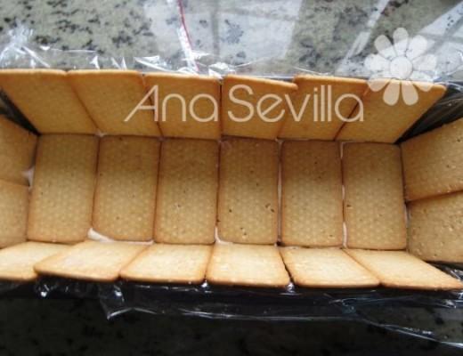 Tapar con galletas