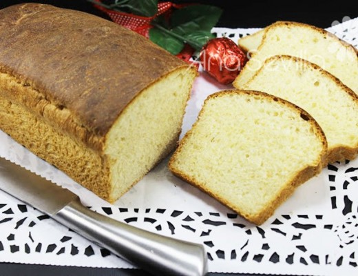 Pan de molde para torrijas