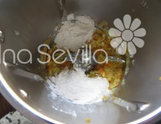 Sofreír la harina, para quitar el sabor a crudo
