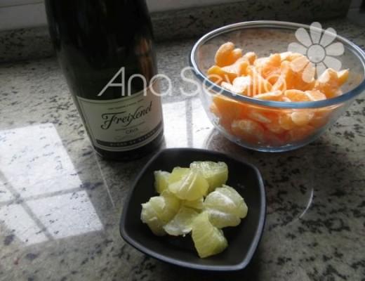 Preparar los ingredientes