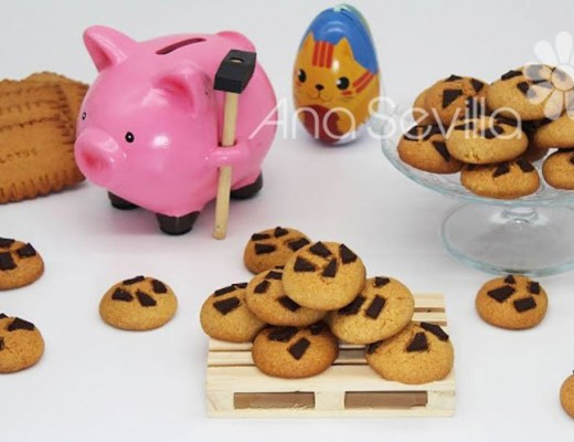 Mini-cookies Chips Ahoy