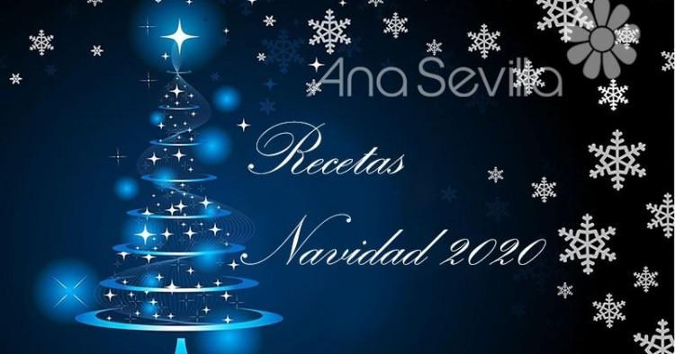 Recetas Navidad 2020