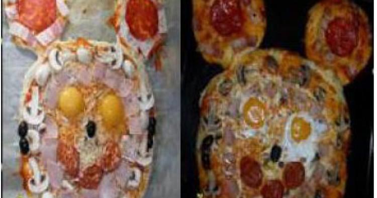 Pizza Italiana divertida