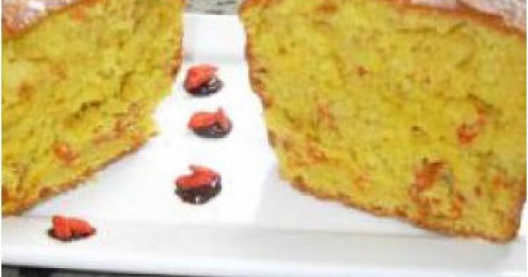 Pan-brioche con bayas de Goji