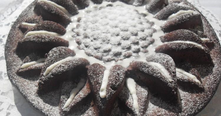 Torta a los tres chocolates Thermomix