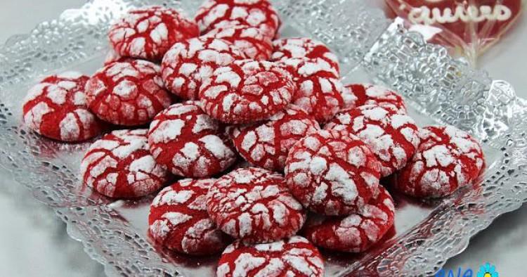 Galletas red-velvet