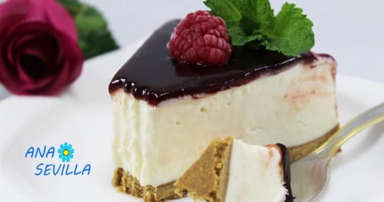 Tarta helada cheescake