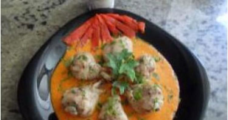 Muslitos de pollo ligeros