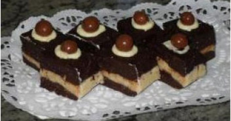 Pralinés de chocolate