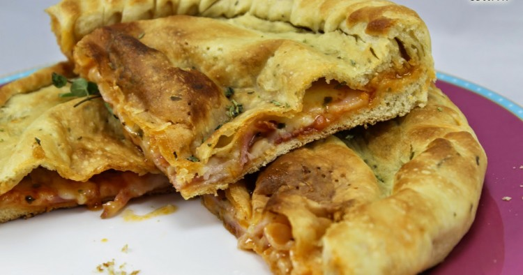 Calzone de bacon olla GM