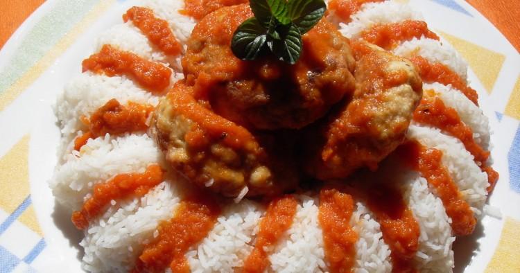 Filetes rusos de pavo en salsa Thermomix
