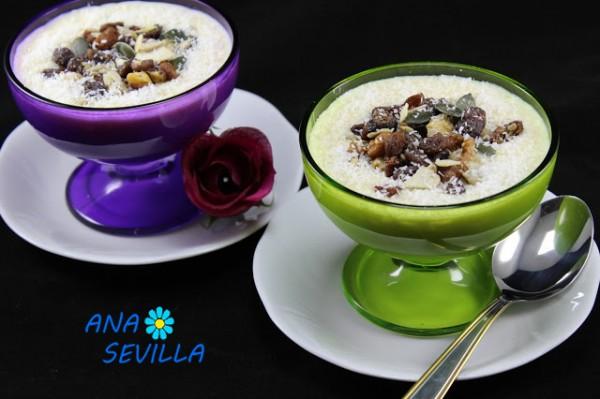 Arroz con leche egipcio Thermomix Ana Sevilla