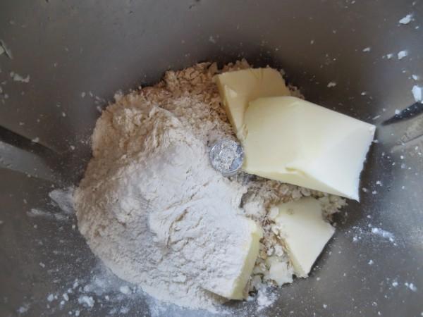 Crumble de tortilla olla GM