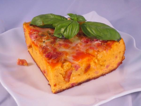 Cheescake de pizza olla GM