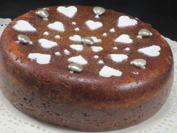 Bizcocho tarta Sacher olla GM