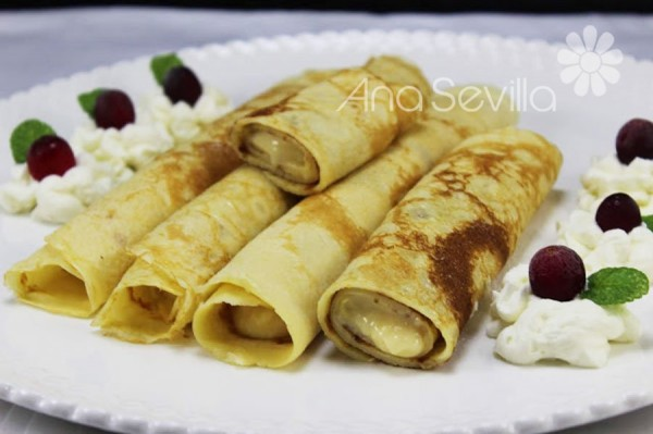 Filloas Thermomix